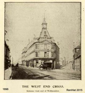 The West End Cross