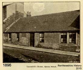 Tannahillls Cottage